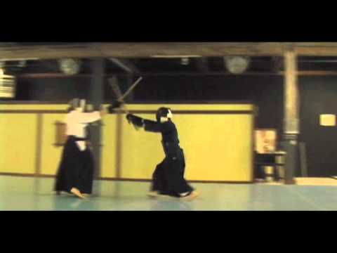 Bokken sparring-Chushin Tani Aikido Image 1