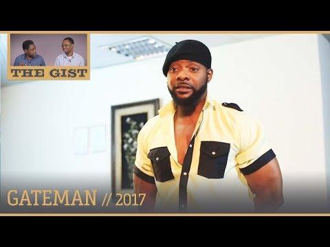 EP051 Gateman  (2017) - Movie Review // The GIST thumbnail
