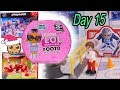 Day 15 ! LOL Surprise - Playmobil - Schleich Animals Christmas Advent Calendar - Cookie Swirl C