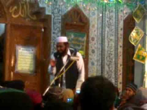 Mulazam Hussain Dogar 2014 In Sialkot Masque Hazrat Zai Ullah Qadri R.a video