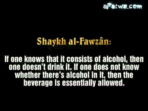 Shaykh al-Fawzân about non-alcoholic beers