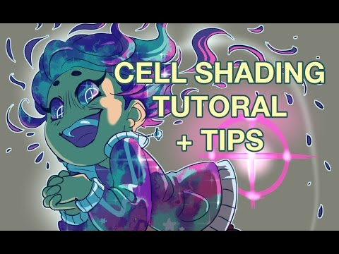 Cell Shading Tutorial + How to Improve your Cell Shading + Tips