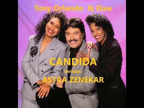 Astra Zenekar - Candida - /Tony Orlando & Dawn/ - feldolgozás