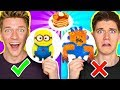 PANCAKE ART CHALLENGE!!! Learn How To Make Minions Spiderman ...