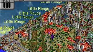 SimCity 2000  SEGA SATURN HYPERSPIN NOT MINE VIDEOSUSA