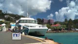 FOX CTs Northeast Living - in The British Virgin Islands - Speedys Ferry Service