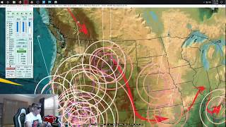 """7/07/2018 -- NO, Yellowstone is not erupting + Breaking News - Planet X is """"flat"""".. Flat-X Theory!"""