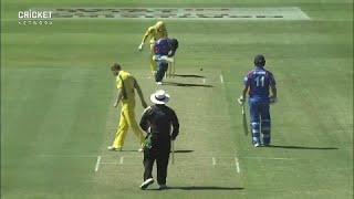 Greatest Ever Finish to a Cricket Match