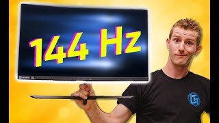 The CHEAPEST 144Hz Gaming Monitors on Amazon!