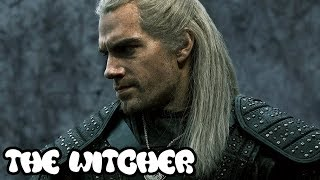 The Witcher Netflix Henry Cavill Geralt Interview - Series Structure Explained