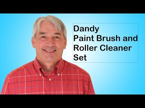 Dandy Paint Brush & Roller Cleaners