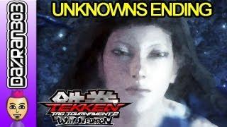 UNKNOWN'S ENDING Tekken Tag Tournament 2 Wii U Edition Dazran303 WiiU Gameplay