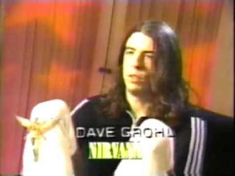 Nirvana -  Kurt Cobain Death MTV News Special Report 4/9/94 With David Fricke Interveiw