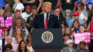 President Donald Trump Rally in Billings Montana MASSIVE MAGA Rally 9-6-18