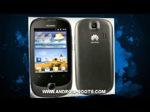 How to root Huawei Ascend Y100 and Y200 - Rooting Ascend Y200 and Y100