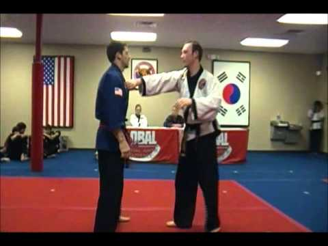 Hapkido Self defense