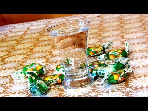 Рецепт самогона из конфет (карамель) + тест дистиллятора
