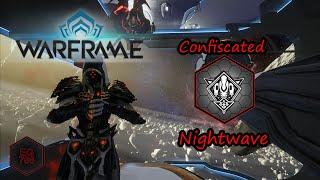 [U27.5] Warframe - How to do Nightwave Act [Confiscated].