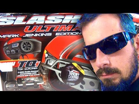 RC ADVENTURES - DJMEDiC2008 buys a TRAXXAS?! Yup. Ultimate Slash 4x4 Short Course Truck