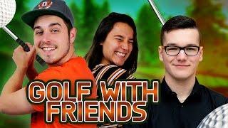 DIE GRAP IS GEMEEN!! - Golf With Friends