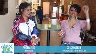 DETOX LIVING with COACH GESSIE & Angela Yee of 'The Breakfast Club'