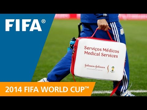Johnson & Johnson, Caring for Fans, Volunteers, and Teams at the FIFA World Cup™