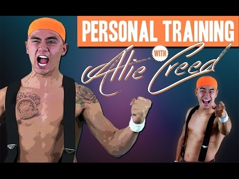 World's Worst Personal Trainer