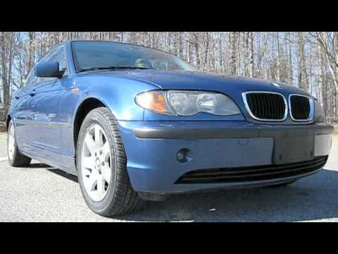 2003 BMW 3-Series Test Drive Video