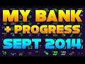 Runescape - September Bank Video & Progress