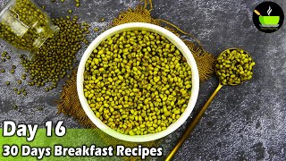 High Protein Breakfast Recipes   Healthy Breakfast Recipes  Quick & Easy Breakfast - Day 16