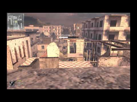 Modern Warfare 2 Karachi Jump Techics movie