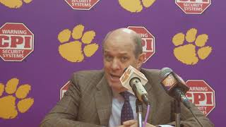 Pitt head coach Kevin Stallings