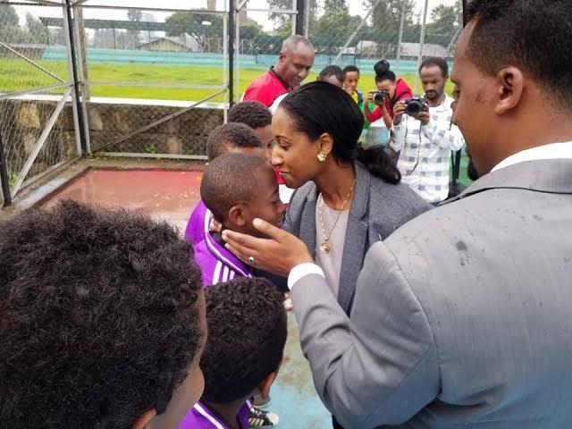Dagmawit Moges Deputy Mayor of Addis Ababa