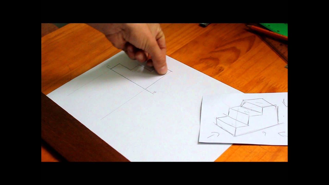 orthographic projection easy
