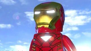 LEGO Marvel's Avengers 100% Guide - Chapter 6: Avengers Assemble (All Minikits, Red Brick)