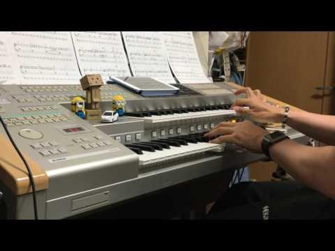 欅坂46「不協和音」エレクトーンで弾いてみた