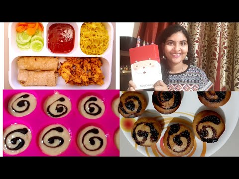#vlog #Diml Healthy Eggless banana cupcake in telugu ||Glamego December box review in telugu