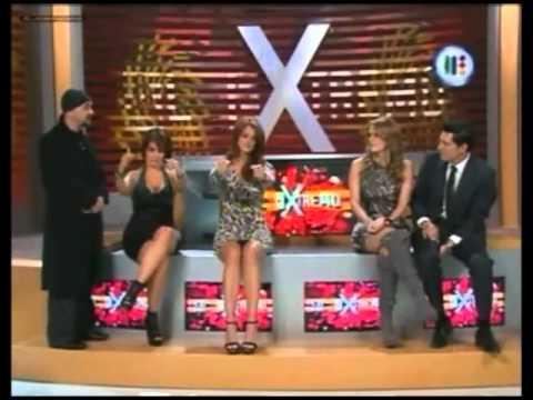 Bruno Hipnotiza a Maritere y Ana Maria en Al eXtremo