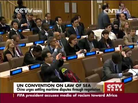 UN CONVENTION ON LAW OF SEA