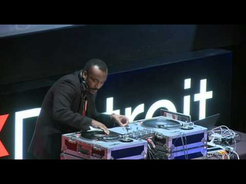 TEDxDetroit - DJ Primeminister - Musical Performance