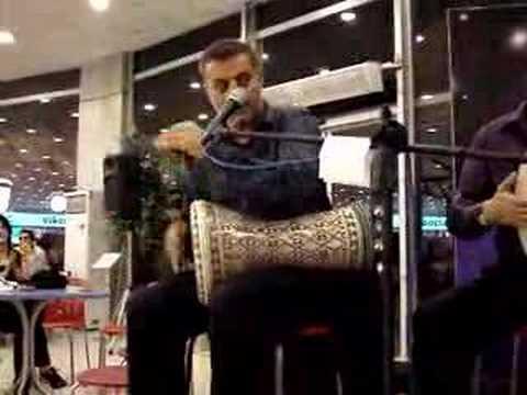 klarnet şevki aşkım darbuka solo 2