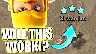 DONT TRY THIS ON YOUR ACCOUNT!! COPY CAT ATTACK STRATEGY! - Clash Of Clans