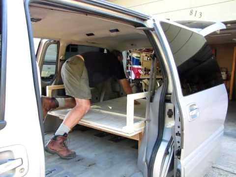 Minivan Camper Youtube