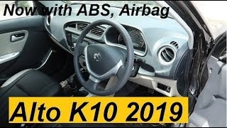 Maruti Alto K10 2019 Review. Comprehensive Details with Drive of New Alto K10 2019 Model
