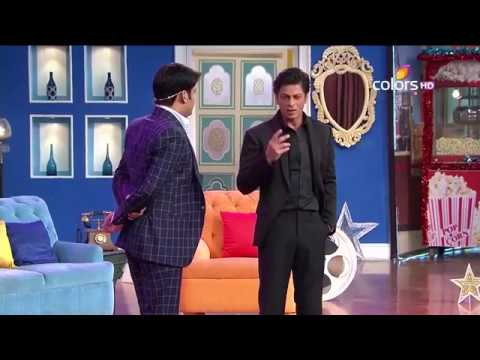 Comedy Nights With Kapil  - Shahrukh, Kajol, Varun & Kirti - 20th December 2015 - Full Episode thumbnail