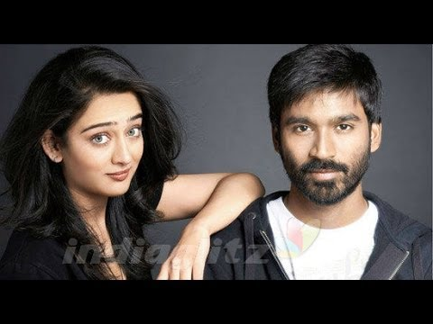 First Look of Dhanush & Akshara Haasan together in Balkis Film...
