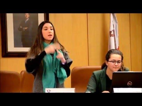 8 Jornada Discapacidad Auditiva CRMF - Camino Muñiz-Alique
