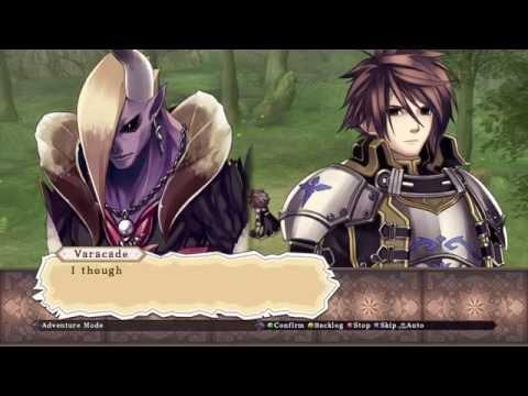 Record of Agarest War Zero — Walkthrough Part 1 {Xbox 360} {60 FPS}