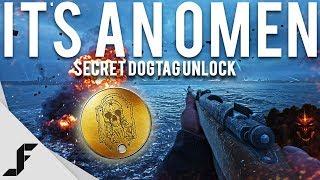 IT'S AN OMEN - Battlefield 1 Secret Unlock (How to)