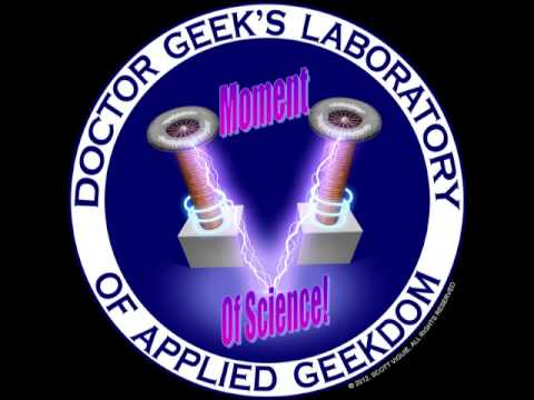 Doctor Geek's Moment of Science -  Water on Mars